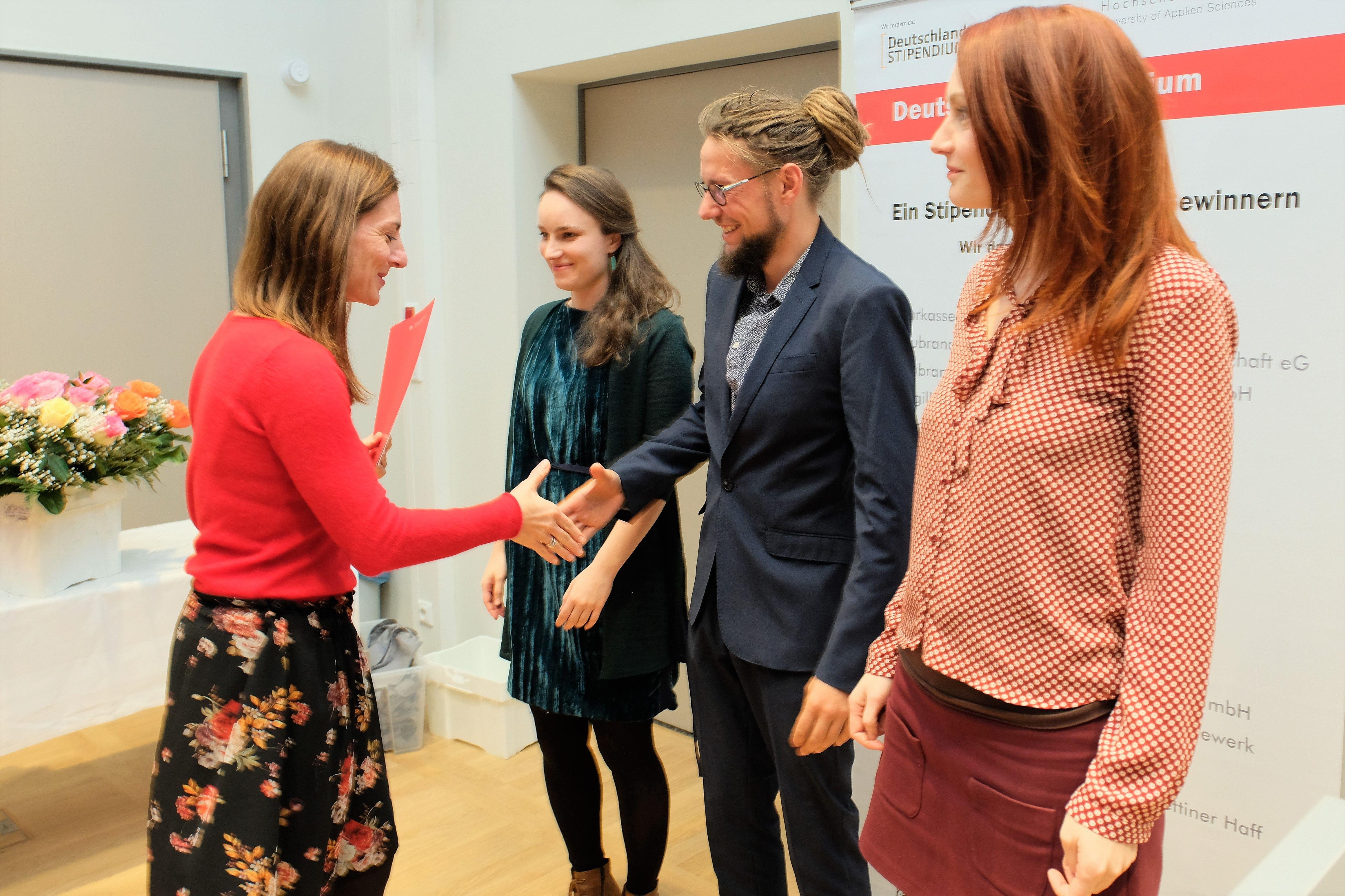 GGP-Gruppe fördert Studierende